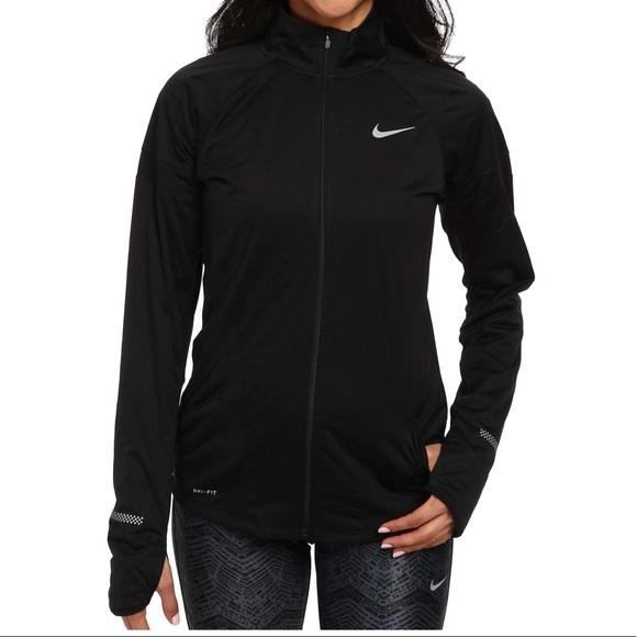 6ef6d74adc76 NWOT Nike Element Shield Full-Zip Running Jacket. M 5a36db7b8af1c54af801ce69